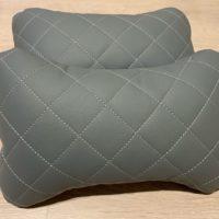 купить подушечки под шею для меховые накидки вариант №1 широкая спинка с подголовником