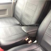 Отзыв на Подлокотник для Volkswagen Transporter T6 Спарка для сидений 1+2 (Вариант №1) - Подлокотник 52