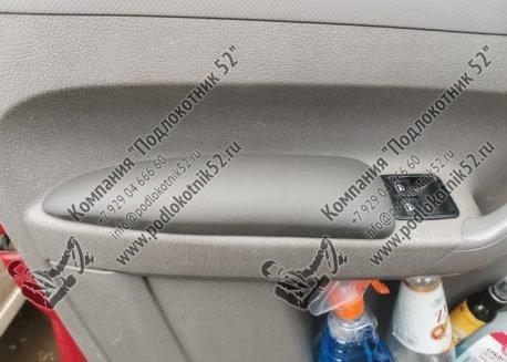 купить накладка для volkswagen caddy 3, 4.