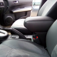 Отзыв на Крышка  подлокотника для Nissan X-Trail 2 T31, Накладка для Nissan X-Trail T31 - Подлокотник 52