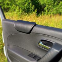 купить накладка мягкая на стекло для Volkswagen Polo Sedan