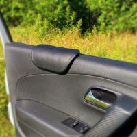 купить накладка мягкая на стекло для Kia Rio 4  (Вариант №3)