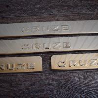купить накладки chevrolet cruze (вариант №1)