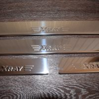 купить накладки lada xray (вариант №1)