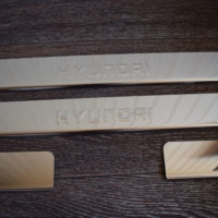 купить накладки hyundai getz (вариант №2)