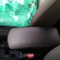 Отзыв на Подлокотник для Nissan Almera New (Вариант №2) - Подлокотник 52