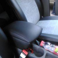 Отзыв на Подлокотник для Ford Focus 2 (ВАРИАНТ №2) - Подлокотник 52