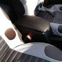 Отзыв на Накладка мягкая на стекло (подходит для всех марок авто), Подлокотник для Ford Fusion (Вариант №1) - Подлокотник 52