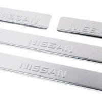 купить накладки nissan note (вариант №1)