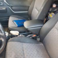 Отзыв на Подлокотник для Suzuki Jimny (Вариант №1) - Подлокотник 52