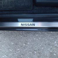 Отзыв на Хромированные накладки на пороги для Nissan Terrano - Подлокотник 52