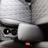 Отзыв на Подлокотник для Hyundai Solaris 2 New (Вариант №3) - Подлокотник 52