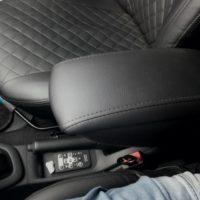 Отзыв на Подлокотник для Renault Sandero 2  (Вариант №3) - Подлокотник 52