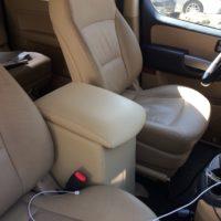 Отзыв на Подлокотник для Hyundai H-1 - Подлокотник 52