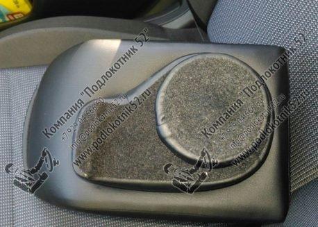 купить подлокотник для hyundai solaris 2  (вариант №2)