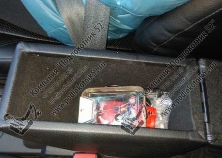 купить подлокотник для volkswagen polo 5 (вариант №3)