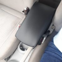 Отзыв на меховые квадраты на заднее сиденья, МЕХОВЫЕ НАКИДКИ ВАРИАНТ №2 УЗКАЯ СПИНКА БЕЗ ПОДГОЛОВНИКА (ЧЁРНЫЕ), Подлокотник для Hyundai Verna - Подлокотник 52
