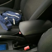 Отзыв на Накладка для VOLKSWAGEN POLO, Подлокотник для Volkswagen Polo SEDAN (Вариант №3) - Подлокотник 52