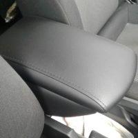 Отзыв на Подлокотник для Opel Zafira B (ВАРИАНТ №3), ПОДУШЕЧКИ ПОД ШЕЮ КРАСНЫЕ (ПЕРФОРАЦИЯ) - Подлокотник 52