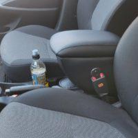 Отзыв на ОПЛЁТКА НА РУЛЬ КОЖА перфорированная ГЛАДКАЯ, Подлокотник для Hyundai Solaris (Вариант №2) - Подлокотник 52