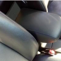 Отзыв на Крышка  подлокотника для Nissan X-Trail 2 T31, Накладка для Nissan X-Trail T31, Накладка мягкая для колена водителя (подходит для всех марок авто), Накладка мягкая на стекло (подходит для всех марок авто), ОПЛЁТКА НА РУЛЬ КОЖА перфорированная ПАЛЬЦЫ, ПОДУШЕЧКИ ПОД ШЕЮ ЧЁРНЫЕ С СЕРОЙ СТРОЧКОЙ (РОМБ) - Подлокотник 52