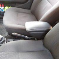 Отзыв на Подлокотник для Nissan Almera New (Вариант №3) - Подлокотник 52