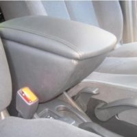 Отзыв на Накладка мягкая на стекло (подходит для всех марок авто), Накладки для Nissan Tiida, Подлокотник для Nissan Tiida (Вариант №1) - Подлокотник 52