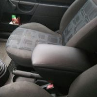 Отзыв на Подлокотник для Ford Fusion (ВАРИАНТ №2) - Подлокотник 52
