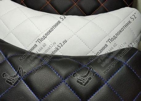 купить подушечки под шею белые (ромб)