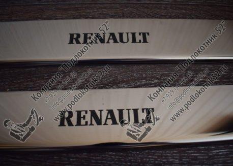 купить хромированные накладки на пороги renault megane 3