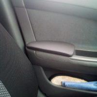 купить мягкие накладки на дверные подлокотники daewoo gentra 2  (вариант №1)