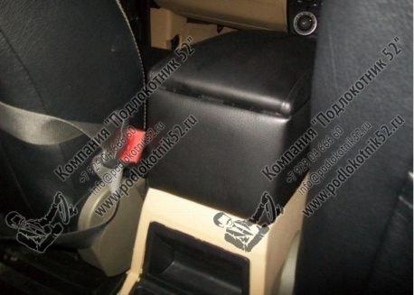 купить подлокотник для land rover freelander 2 (вариант №2)