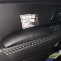 купить мягкие накладки на дверные подлокотники renault duster 2 (вариант №1)