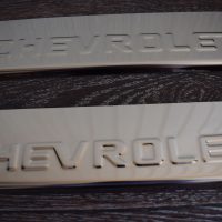 купить накладки chevrolet spark 3 (вариант №1)