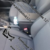 купить накладки hyundai solaris 2 new