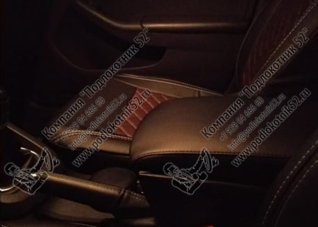 купить подлокотник для volkswagen jetta 6 (вариант №2)