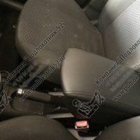 Отзыв на Подлокотник для Ford Fiesta MK5 (Вариант №1) - Подлокотник 52