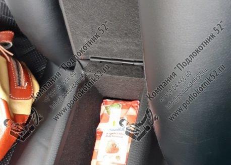 купить подлокотник для nissan almera new (вариант №3)