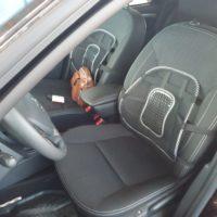 Отзыв на Подлокотник для Nissan Terrano (Вариант №6) - Подлокотник 52