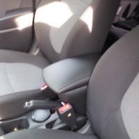 Отзыв на Подлокотник для Hyundai Solaris (Вариант №3), ХРОМИРОВАННЫЕ НАКЛАДКИ НА ПОРОГИ ДЛЯ  Hyundai SOLARIS - Подлокотник 52