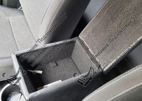 купить подлокотник для chevrolet niva рестайлинг  (вариант №3)