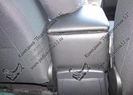 купить подлокотник для land rover freelander 2 рестайлинг (вариант №2)