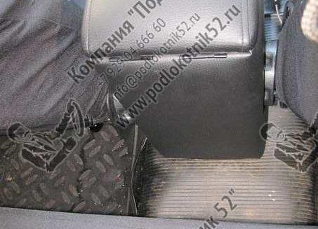 купить подлокотник для niva 2121 (вариант №1)