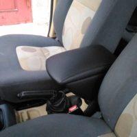 Отзыв на Подлокотник для Ford Tourneo Connect (вариант №2) - Подлокотник 52