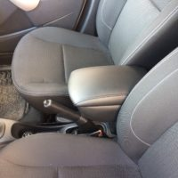 Отзыв на Подлокотник для Nissan Terrano (Вариант №1) - Подлокотник 52