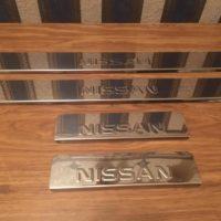 Отзыв на Накладка для NISSAN TERRANO - Подлокотник 52