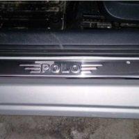 Отзыв на Хромированные накладки на пороги для Volkswagen Polo - Подлокотник 52