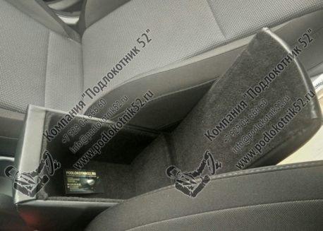 купить подлокотник для hyundai solaris 2 new (вариант №2)