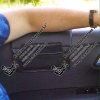 Отзыв на Накладка мягкая на стекло с карманом (подходит для всех марок авто) - Подлокотник 52