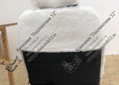 купить меховые чехлы аляска (белые)